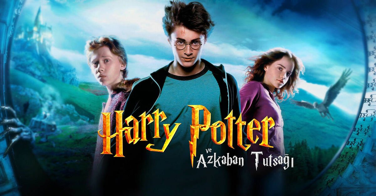 Harry Potter ve Azkaban Tutsağı daniel radcliffe filmleri listelist