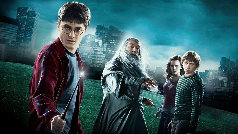 Harry Potter ve Melez Prens listelist