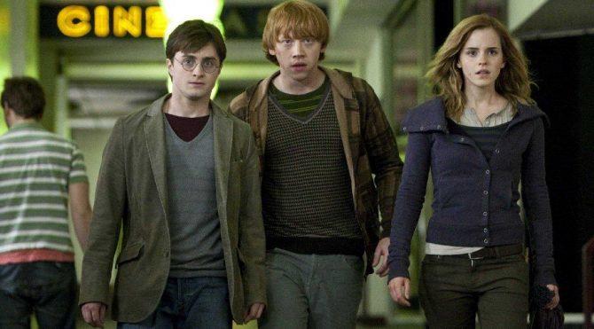 Harry Potter ve Ölüm Yadigarları Bölüm 1 daniel radcliffe filmleri listelist