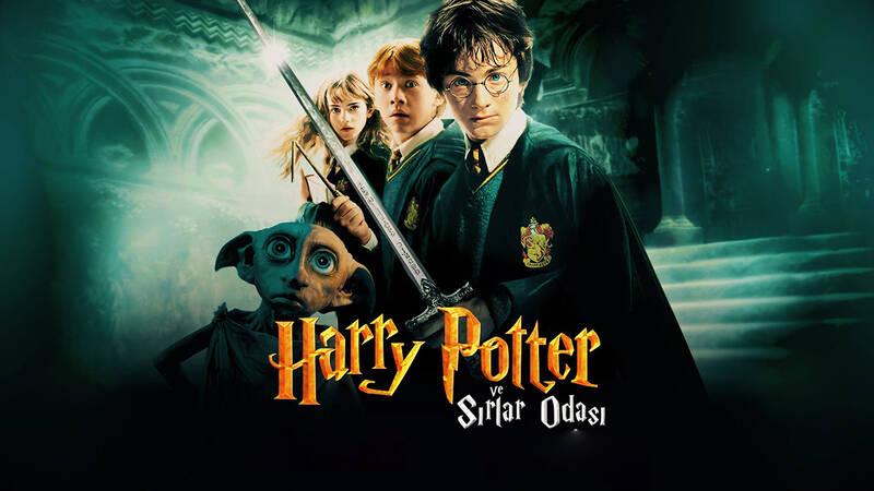 Harry Potter ve Sırlar Odası daniel radcliffe filmleri listelist