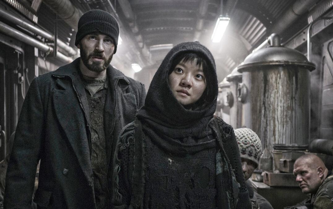 Snowpiercer kar küreyici en kıyamet filmleri önerisi listelist
