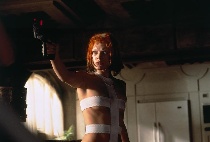 The Fifth Element beşinci element filmi en kıyamet filmleri önerisi listelist