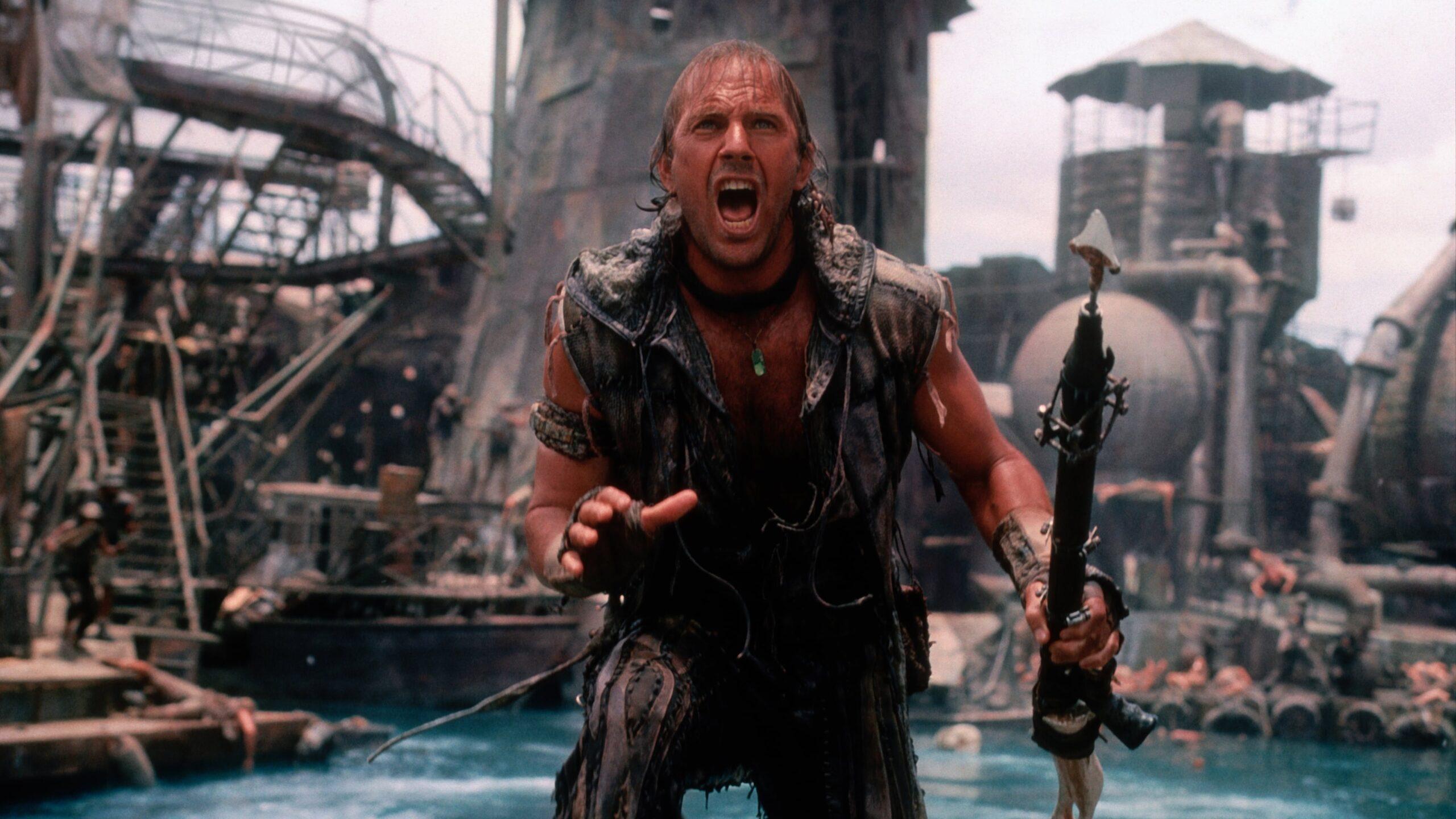 Waterworld su dünyası film