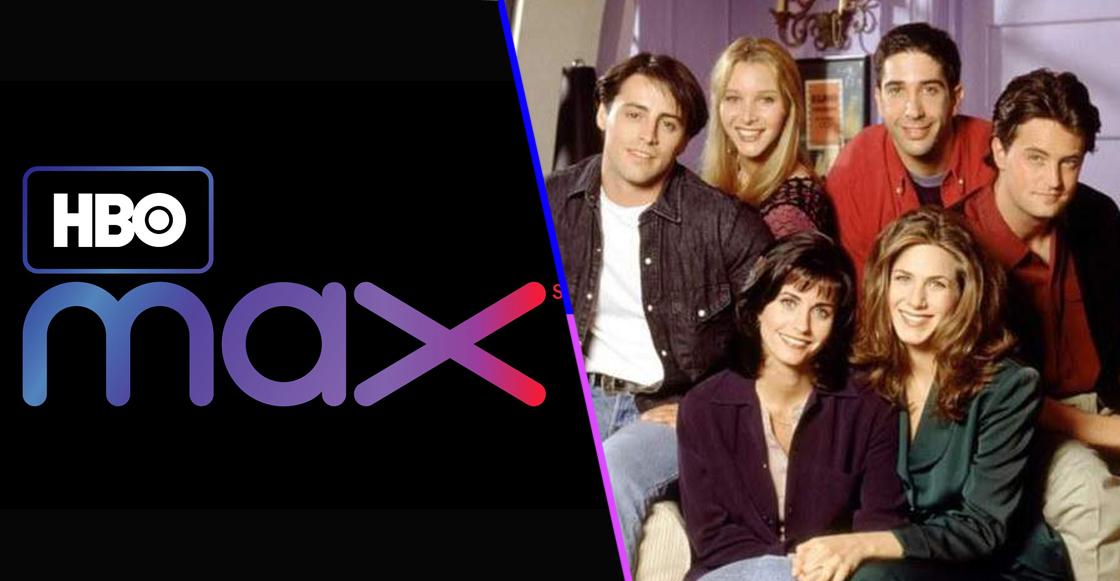 hbo max friends reunion özel bölüm listelist