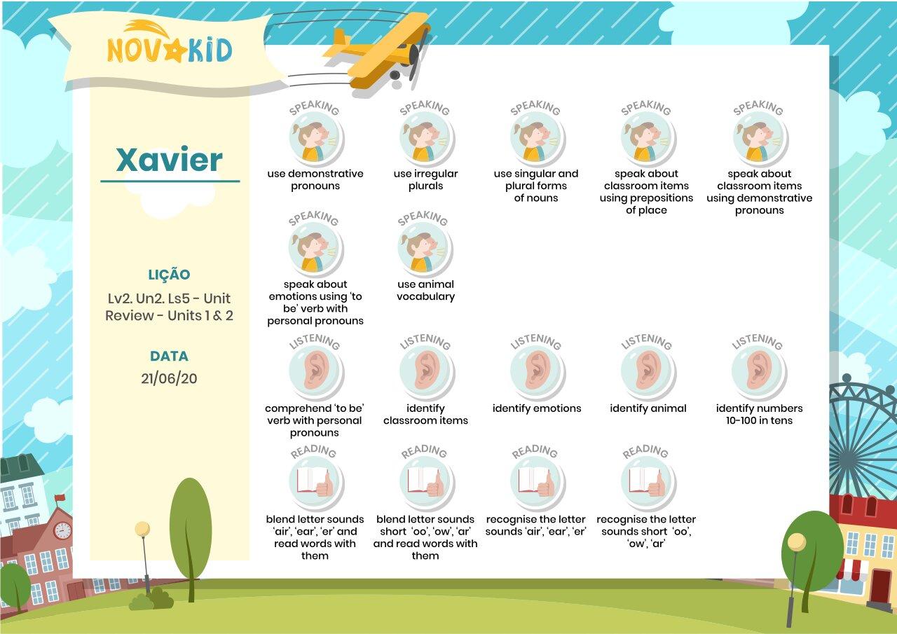 novakid ebeveyn hesabı profili aylık rapor listelist