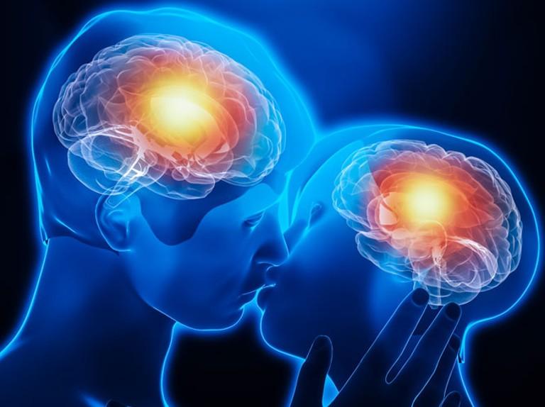beyin öpücük