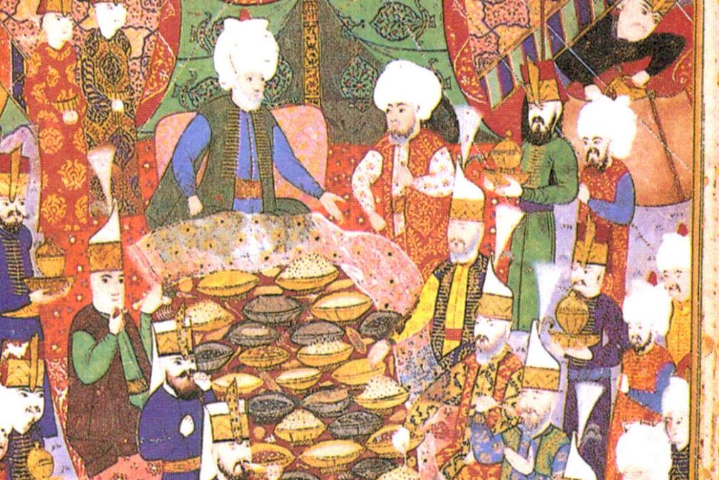 osmanlı yemek kültürü listelist