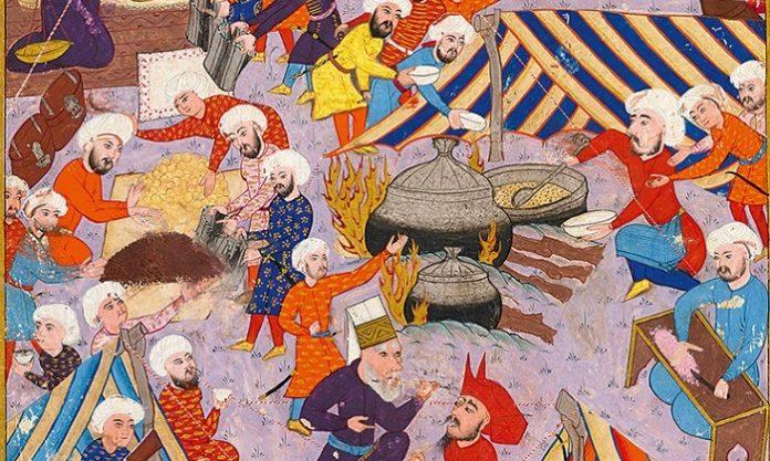 osmanlı yemek kültürü saray listelist