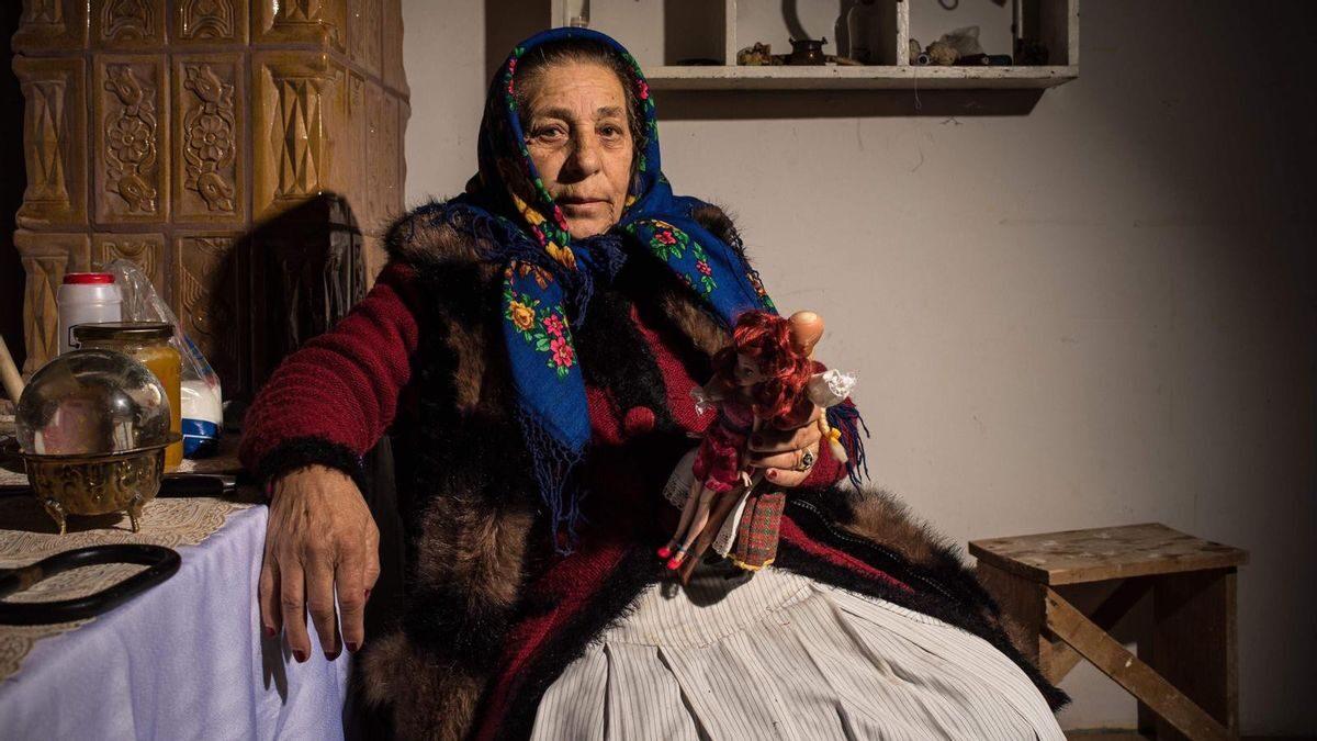 Breta Buzea falcı romanyada büyücüler listelist