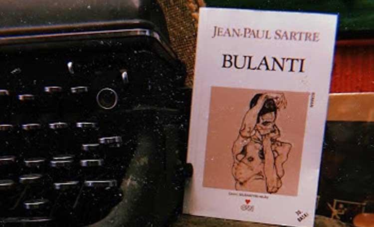 Bulantı Jean Paul Sartre tatilde okunacak kitaplar 2021 listelist