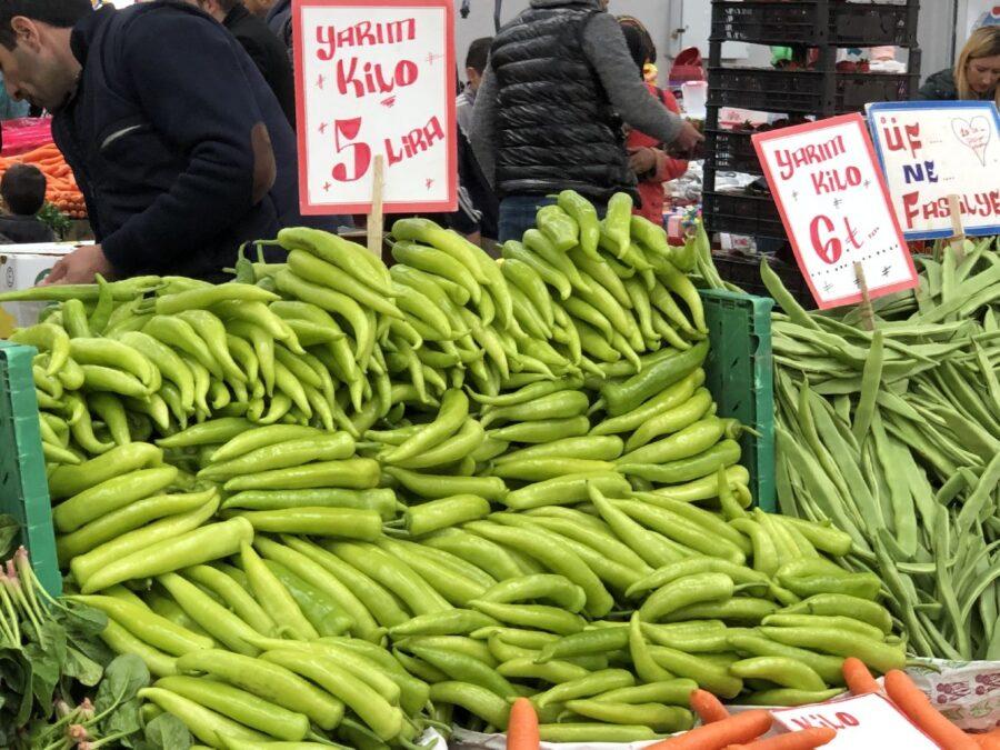 türkiye tarım fiyat ekonomi