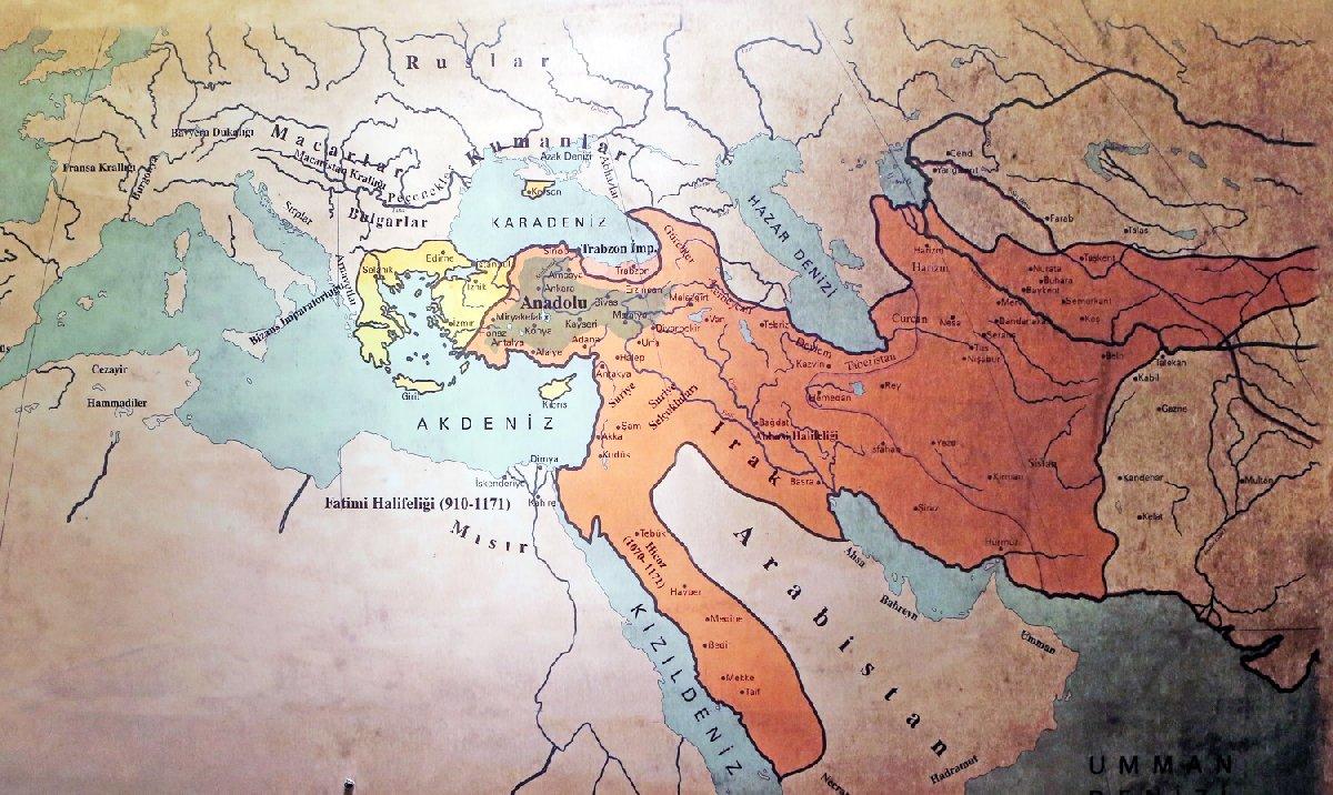 Selçuklu Sultanları