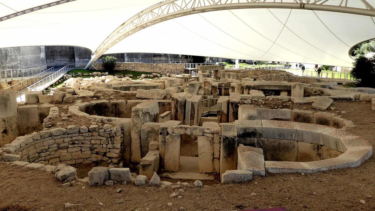 Tarxien Tapınakları