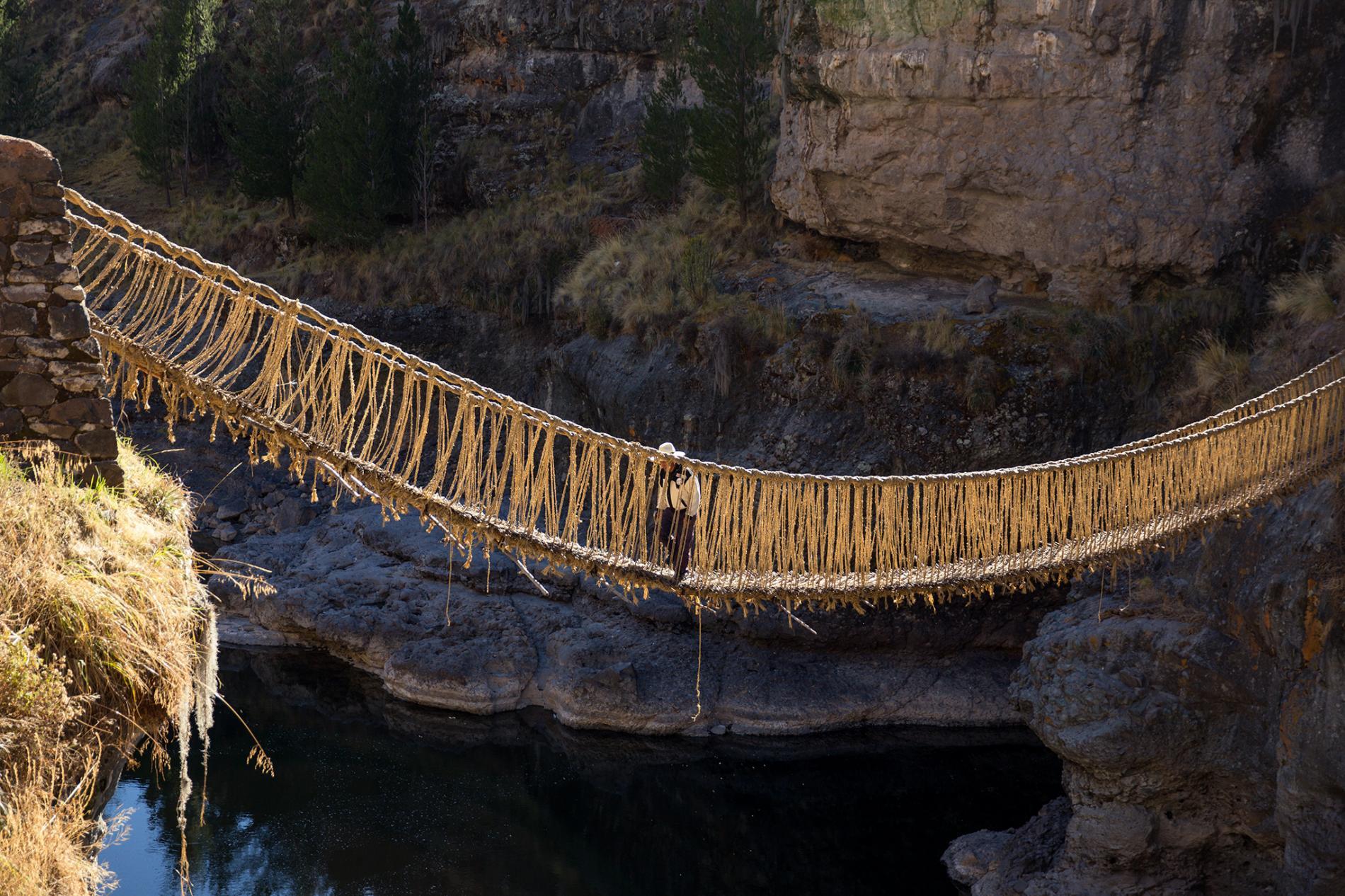 Halat köprü