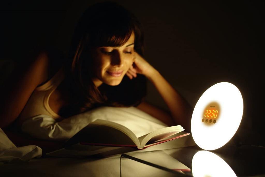 ışık terapisi çalar saat