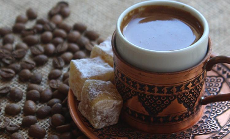 Kavunlu Türk kahvesi nasıl yapılır listelist