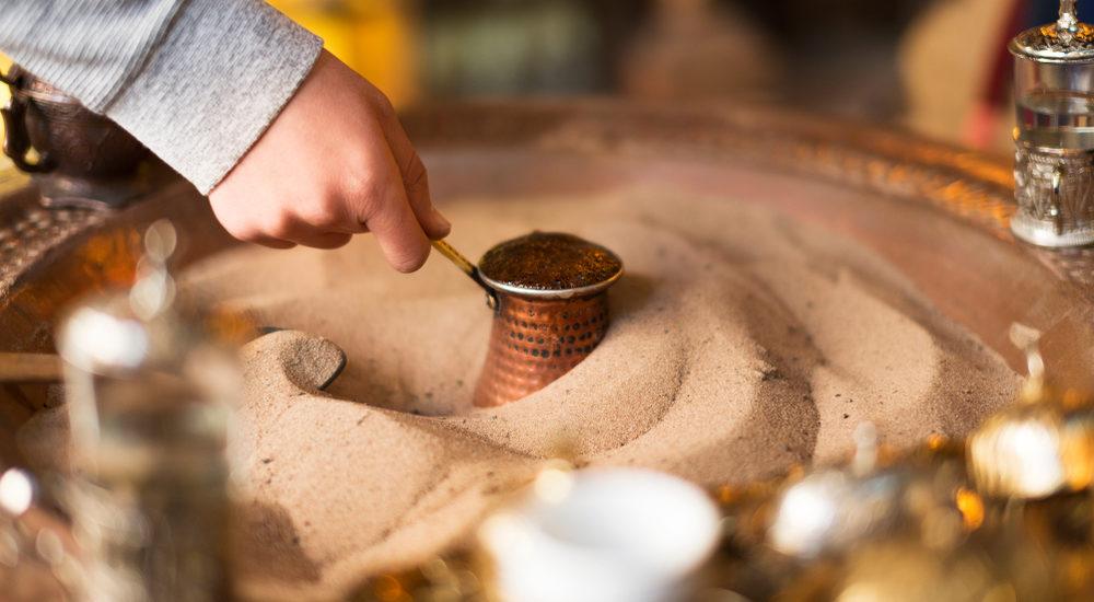 kumda kahve nasıl yapılır listelist