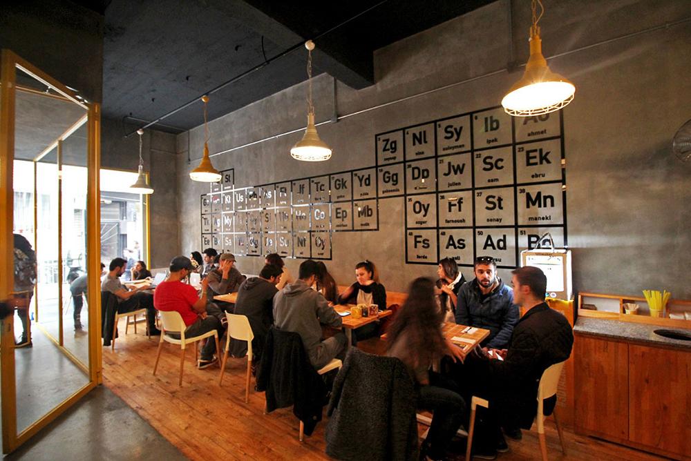 tema restoranlar