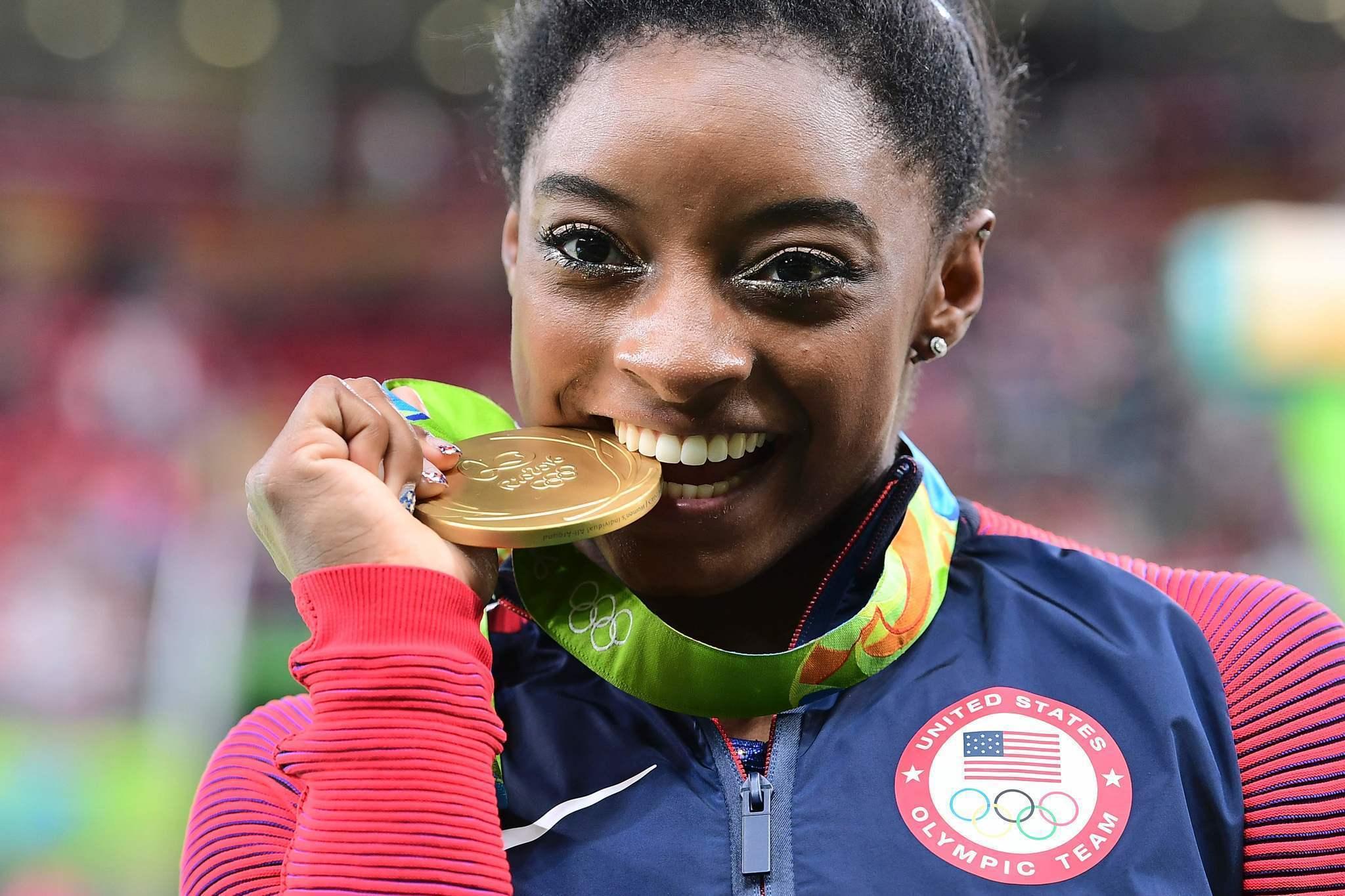 Olimpiyat madalyası