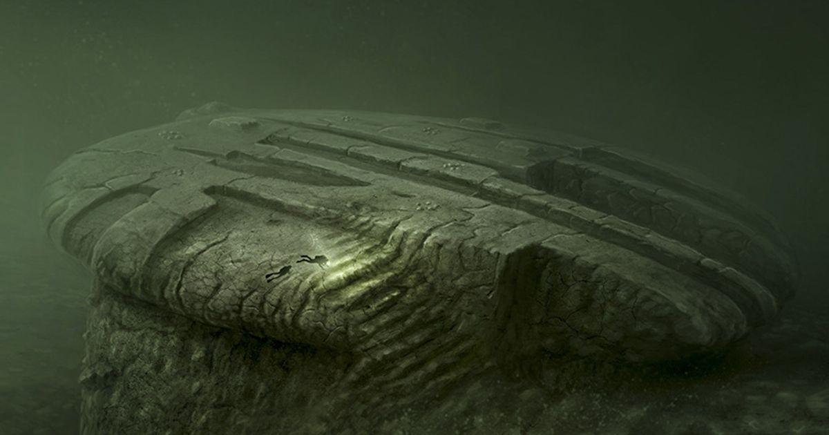 Su altında bulunan şeyler