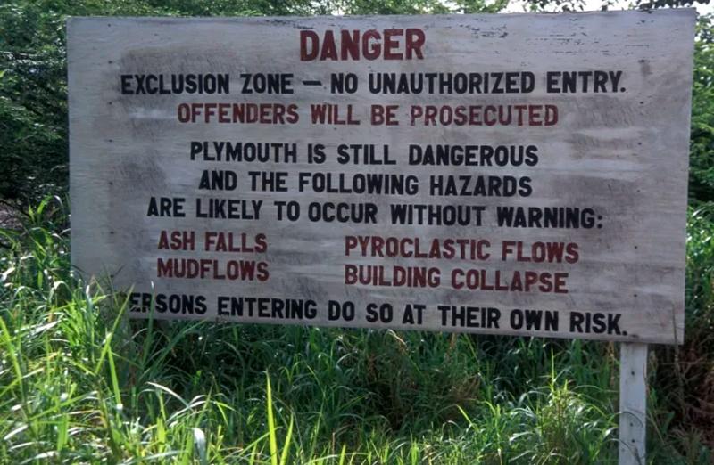 Ziyaret edilmesi yasak yerler