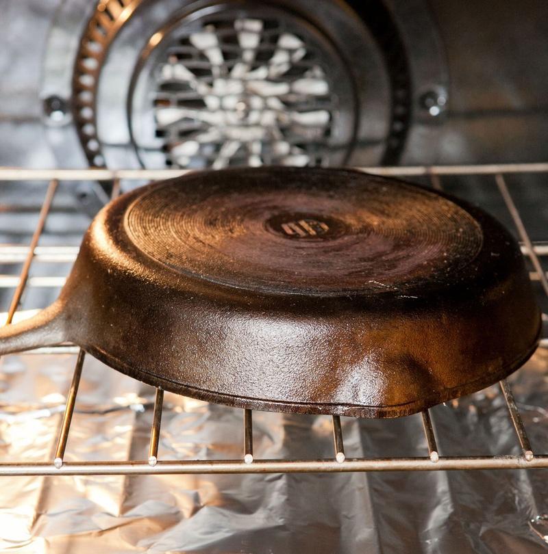 döküm tavada et nasıl pişirilir?
