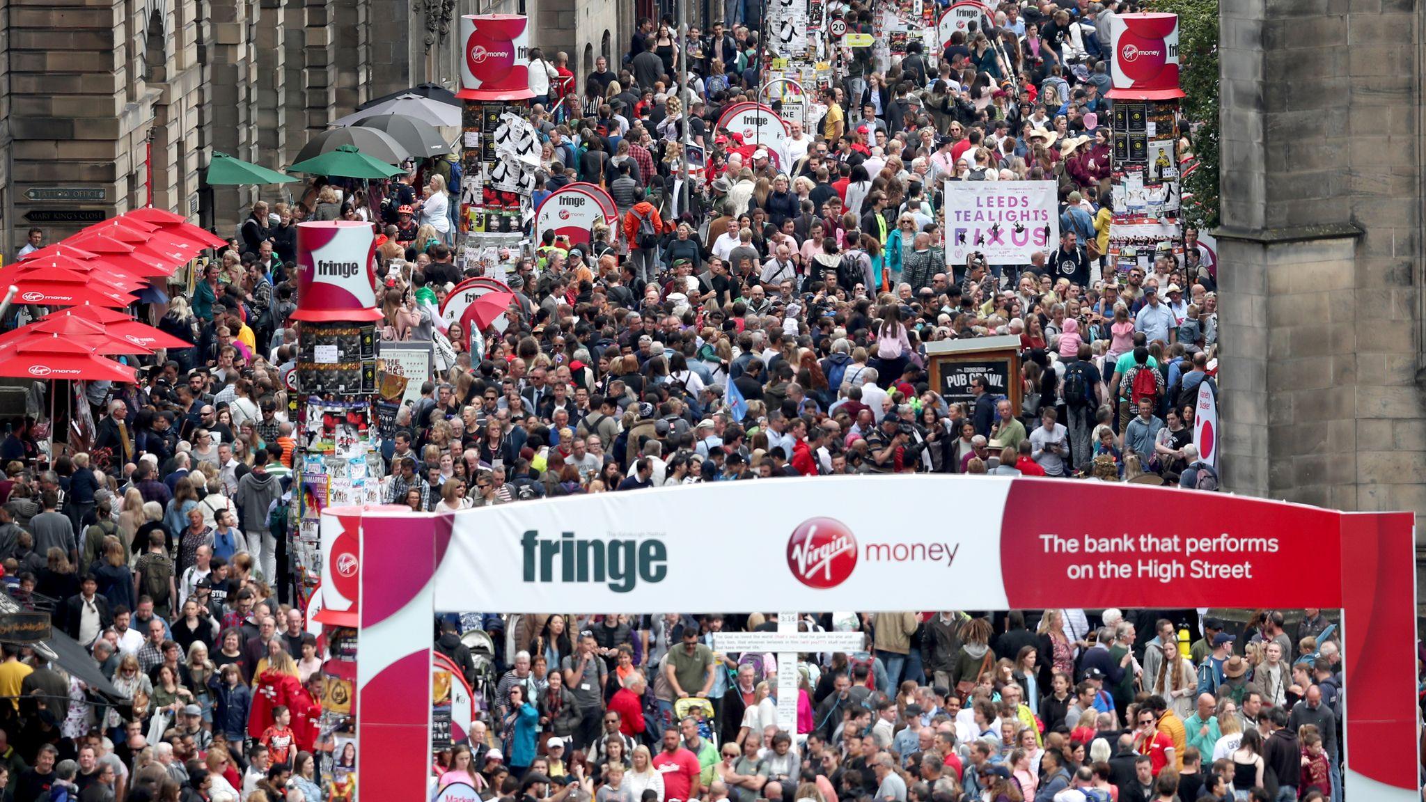 Edinburgh Fringe Festivali