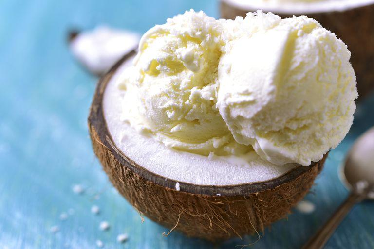 meyveden dondurma