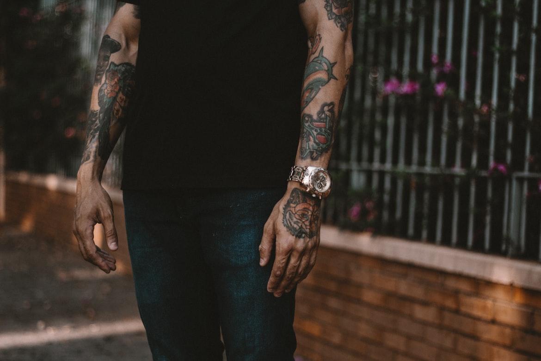 erkek dövme modelleri